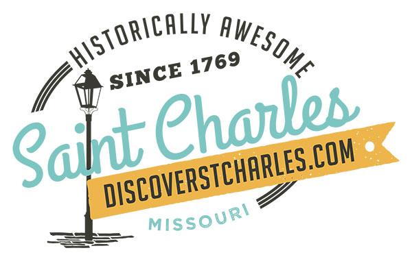 St. Charles CVB logo